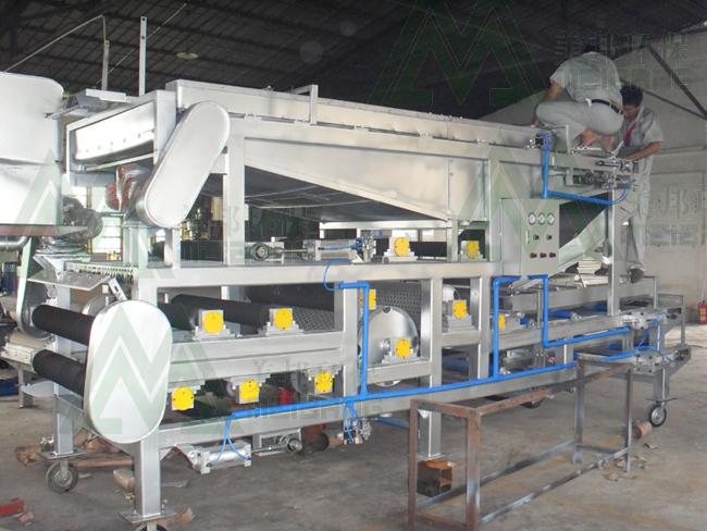 铝厂污水处理机