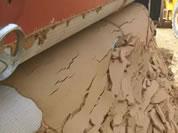 高岭土泥浆压榨脱水