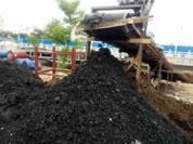 潮汕洗沙厂使用带式压滤机对泥浆
