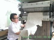 造纸厂纸浆脱水效果